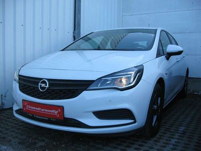 gebraucht Opel Astra 0 Turbo ecoflex Direct Injection Schnee Weiß