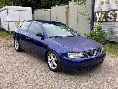 gebraucht Audi A3 1,9. tdi Sportwagen / Coupé