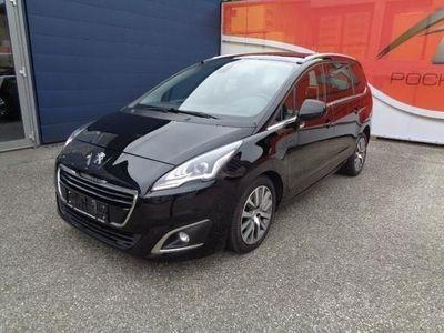 gebraucht Peugeot 5008 2,0 HDI 160 FAP Tiptronic Allure Kombi / Family Van,