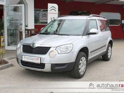 gebraucht Skoda Yeti Twenty Active 1,2 TSI SUV / Geländewagen,