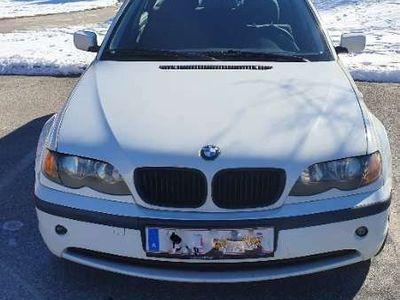 gebraucht BMW 316 3er-Reihe i 1,8 Limousine