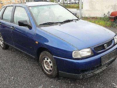 gebraucht Seat Ibiza 1,9 SE SDI Klein-/ Kompaktwagen,