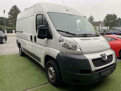 gebraucht Peugeot Boxer Bus 3000 L2H2 2,2 HDi Mwst ausweisbar