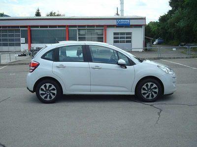 used Citroën C3 VTi 82 PureTech Seduction mit Fulldrive *Erstbesitz nur 26.855 km !!!!!!!! Limousine,