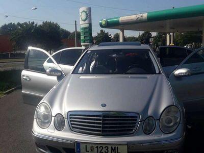 gebraucht Mercedes E270 Avantgarde CDI Aut.