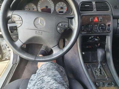 gebraucht Mercedes CLK200 Kompressor Avantgarde Aut.