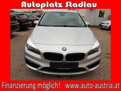 gebraucht BMW 218 Gran Tourer 2er-Reihe d Advantage NAVI *FINANZIERUNG M... Kombi / Family Van