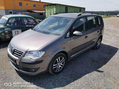 gebraucht VW Touran 1.9 TDI 105 PS