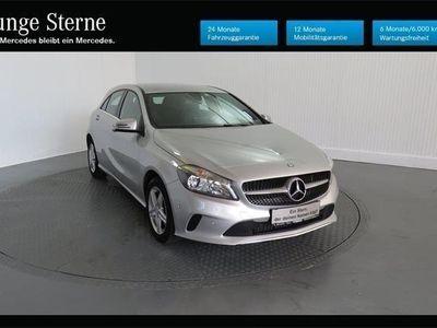 gebraucht Mercedes A160 Limousine