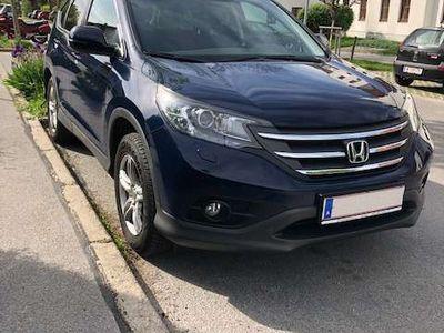 gebraucht Honda CR-V 1,6i-DTEC Lifestyle SUV / Geländewagen