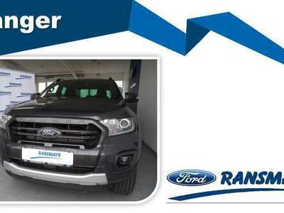 gebraucht Ford Ranger Wildtrak Doppelkabine