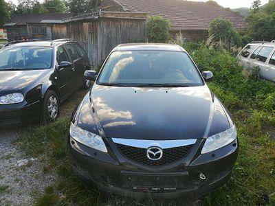 gebraucht Mazda 6 SP/CD120/EVOLUTION II Limousine