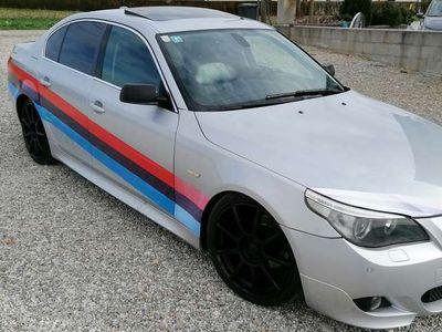 gebraucht BMW 520 5er-Reihe Diesel (E60) Österreich-Paket