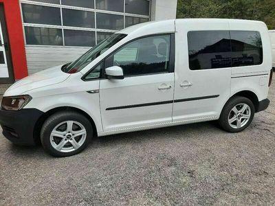 gebraucht VW Caddy Kombi 20 TDI NAVI XENON APP-Connect