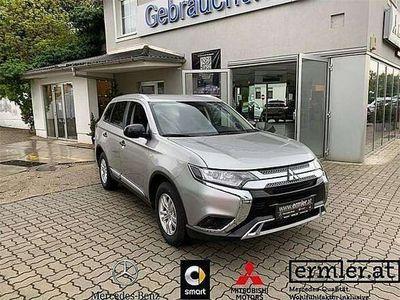 gebraucht Mitsubishi Outlander 2,0 MIVEC AS&G Invite SUV / Geländewagen