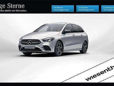 gebraucht Mercedes B200 B-Klassed Aut. Limousine