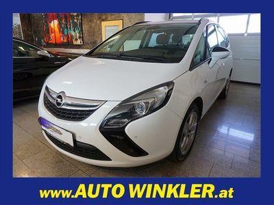 gebraucht Opel Zafira Tourer 2,0 CDTI Ecotec Edition Navi/PDC Kombi / Family Van