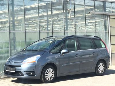 brugt Citroën Grand C4 Picasso C4 Picasso 1,6 Exclusive HDi ** Automatik / 7-Sitze ** Kombi / Family Van,
