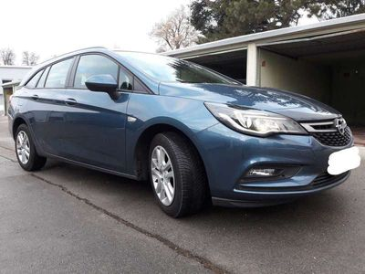 gebraucht Opel Astra 1.6 CDTI Sports Tourer Kombi / Family Van,