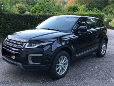 gebraucht Land Rover Range Rover evoque 2,0TD4 SUV / Geländewagen