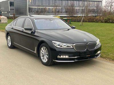 gebraucht BMW 740L 740 d X drive G 12 B57