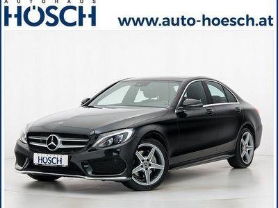 gebraucht Mercedes 220 C4MATIC AMG-Line Aut. LP:60.548.-/mtl.257.-*
