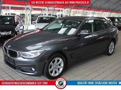 brugt BMW 320 Gran Turismo d xDrive Ö- Paket Allrad NAVI