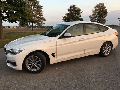 gebraucht BMW 318 Gran Turismo 3er-Reihe d Sportwagen / Coupé
