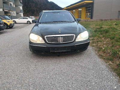 gebraucht Mercedes S400 S-KlasseCDI lang Aut. Limousine