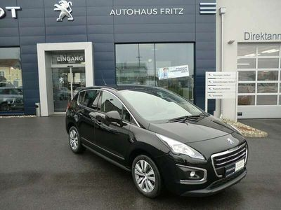 gebraucht Peugeot 3008 1,6 BlueHDi 120 S&S Active EAT6