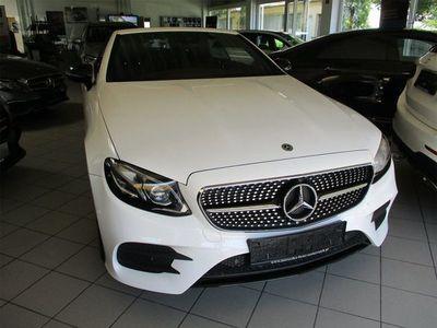 gebraucht Mercedes E220 4MATIC