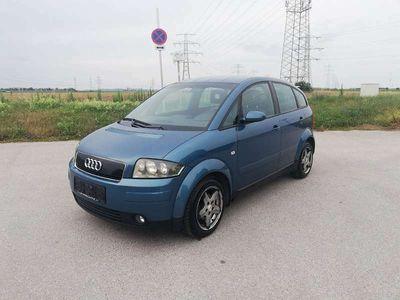 gebraucht Audi A2 1,4 Klein-/ Kompaktwagen