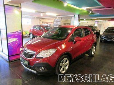 gebraucht Opel Mokka 1,7 CDTI Ecotec Edition Start/Stop System SUV / Geländewagen,