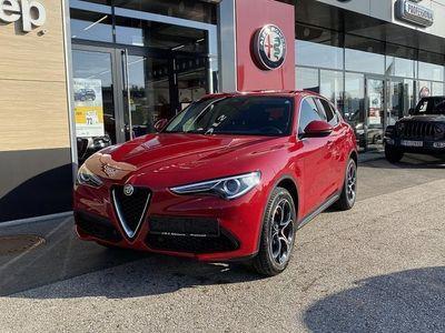 gebraucht Alfa Romeo Stelvio Super 2,0 ATX AWD