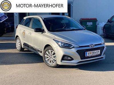 gebraucht Hyundai i20 1,25 Level 3 Plus Limousine