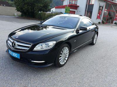 gebraucht Mercedes CL500 Blue Efficency 4Matic Aut.Vollausstattung!!