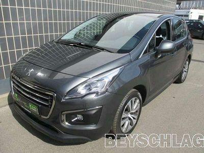 brugt Peugeot 3008 1,6 BlueHDi 120 S&S Active EAT6 Limousine,