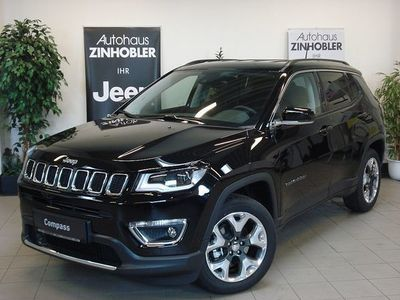 used Jeep Compass 1,4 MultiAir2 FWD Limited