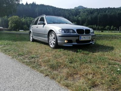 used BMW 330 330 xd Touring