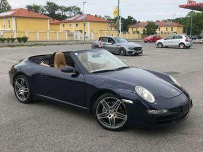 gebraucht Porsche 911 Carrera Cabriolet 997