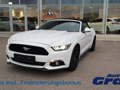 brugt Ford Mustang Cabrio 2,3 Ecoboost