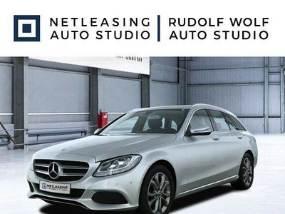 used Mercedes C220 T d Avantgarde+Navi+Airmatic+Business+360°