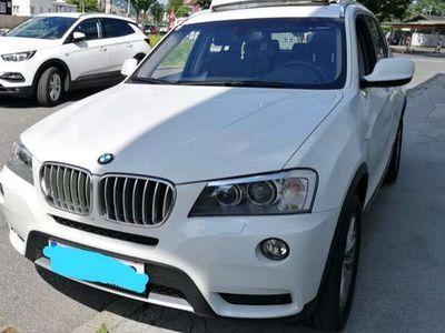 gebraucht BMW X3 xDrive30d Aut.