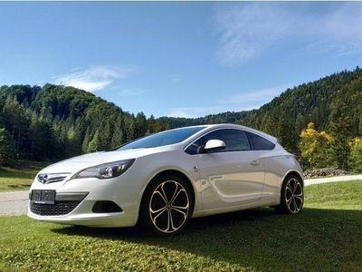 gebraucht Opel Astra GTC 2,0 Ecotec CDTI Edition Start/Stop System