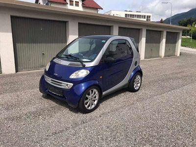 gebraucht Smart ForTwo Coupé Diesel NOTVERKAUF Klein-/ Kompaktwagen
