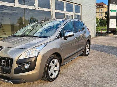 gebraucht Peugeot 3008 1,6 HDi 115 PS Active Pro++Erstbesitz++ Vollausstattung Kombi / Family Van