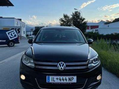 gebraucht VW Tiguan 2,0 TDI Lounge BMT