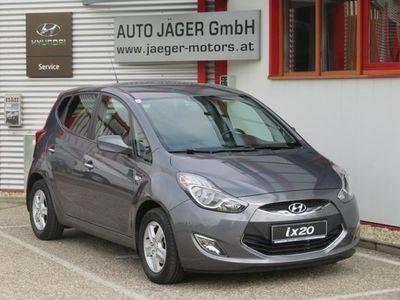gebraucht Hyundai ix20 1,4 CRDi Europe