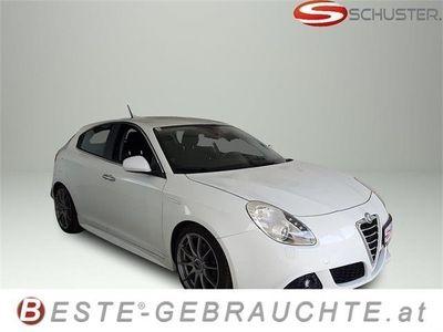 used Alfa Romeo Giulietta 2,0 JTD 170 PS Dist.