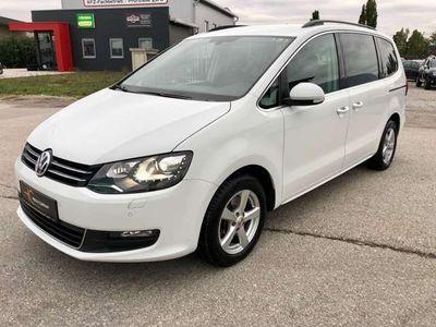 gebraucht VW Sharan Business SCR 2,0 TDI DSG. Erstbesitz!!! 7-Sitze. Kombi / Family Van